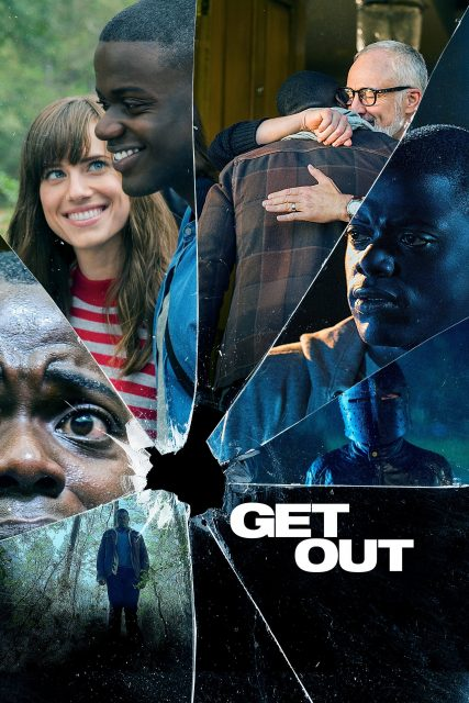 """Poster for the movie """"Get Out"""""""