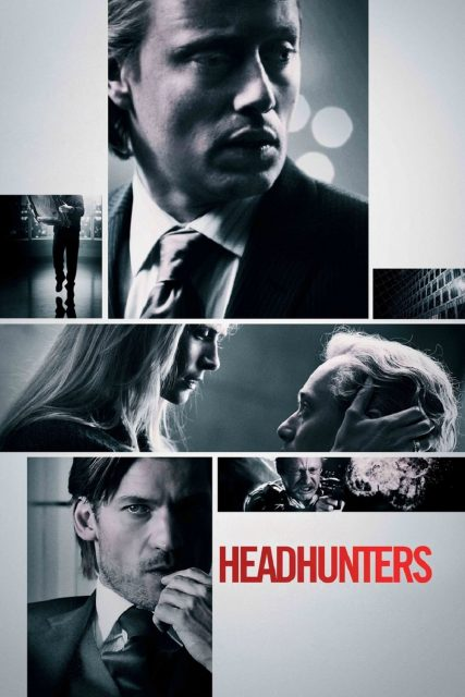 "Poster for the movie ""Headhunters"""