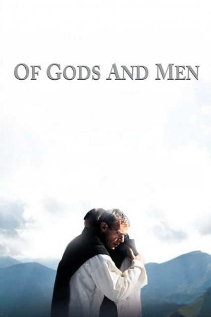 """Poster for the movie """"Of Gods and Men"""""""