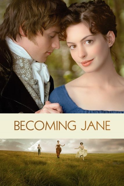 """Poster for the movie """"Becoming Jane"""""""