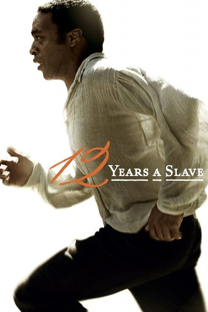 """Poster for the movie """"12 Years a Slave"""""""