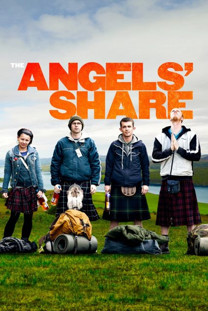 """Poster for the movie """"The Angels' Share"""""""