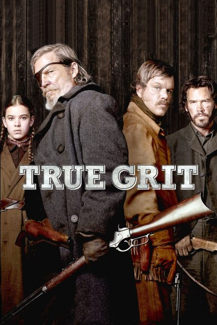 "Poster for the movie ""True Grit"""