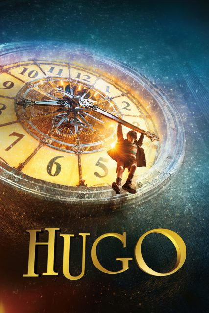 "Poster for the movie ""Hugo"""