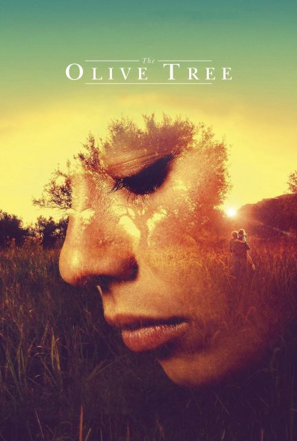 "Poster for the movie ""The Olive Tree"""