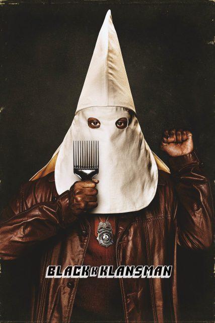 """Poster for the movie """"BlacKkKlansman"""""""