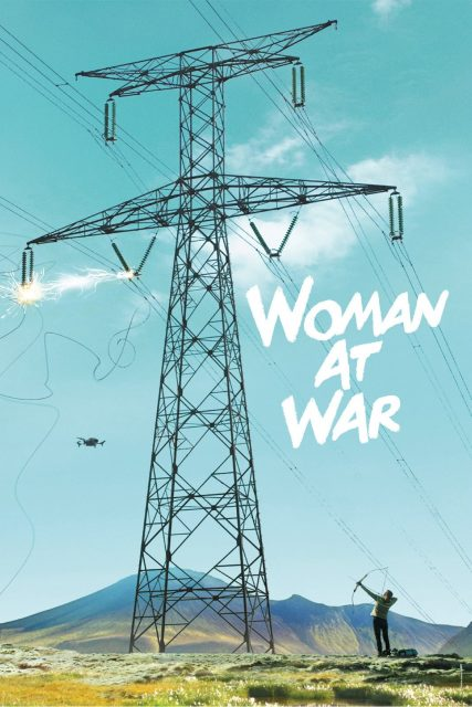 "Poster for the movie ""Woman at War"""