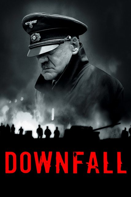 """Poster for the movie """"Downfall"""""""