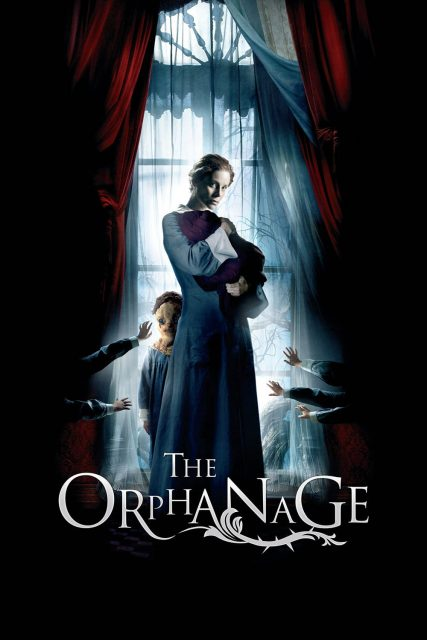 """Poster for the movie """"The Orphanage"""""""