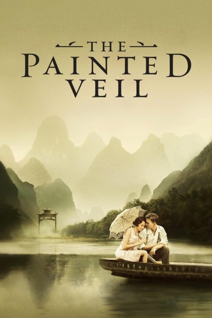 """Poster for the movie """"The Painted Veil"""""""