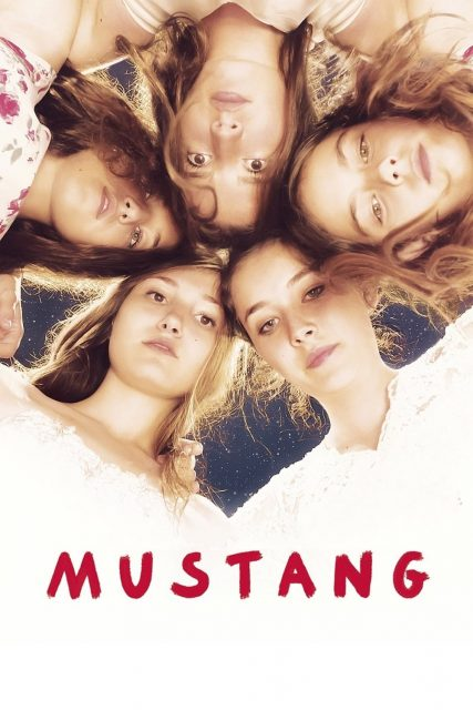 """Poster for the movie """"Mustang"""""""