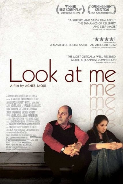 """Poster for the movie """"Look at Me"""""""