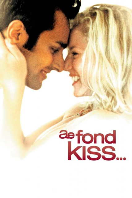 """Poster for the movie """"Ae Fond Kiss..."""""""