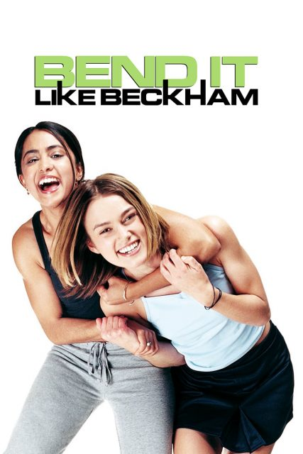 """Poster for the movie """"Bend It Like Beckham"""""""