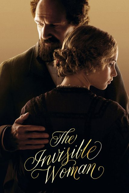 """Poster for the movie """"The Invisible Woman"""""""