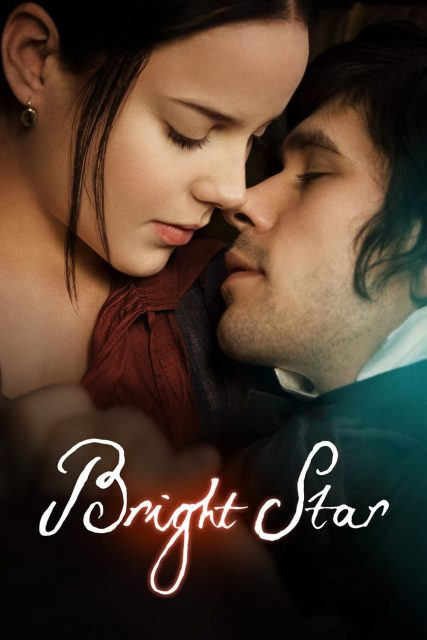 """Poster for the movie """"Bright Star"""""""