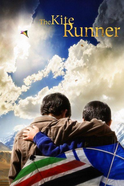 """Poster for the movie """"The Kite Runner"""""""