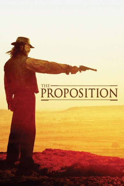 """Poster for the movie """"The Proposition"""""""