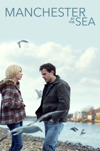 """Poster for the movie """"Manchester by the Sea"""""""