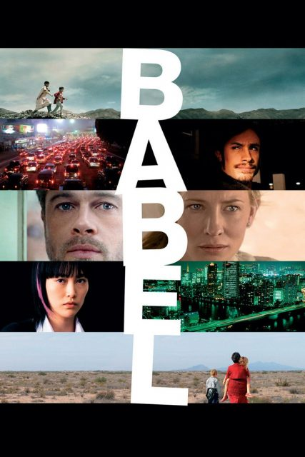 """Poster for the movie """"Babel"""""""