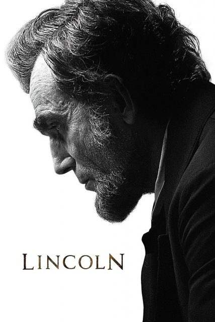 """Poster for the movie """"Lincoln"""""""