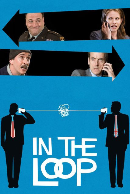 """Poster for the movie """"In the Loop"""""""