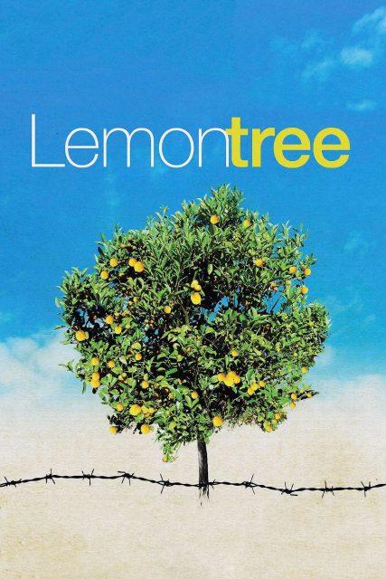 "Poster for the movie ""Lemon Tree"""
