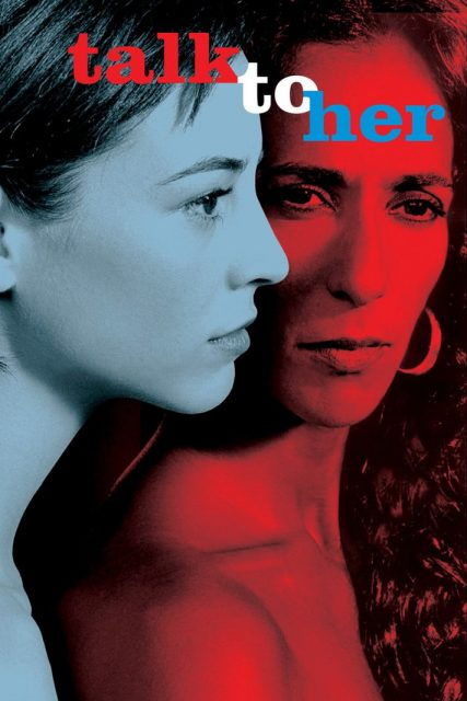 """Poster for the movie """"Talk to Her"""""""
