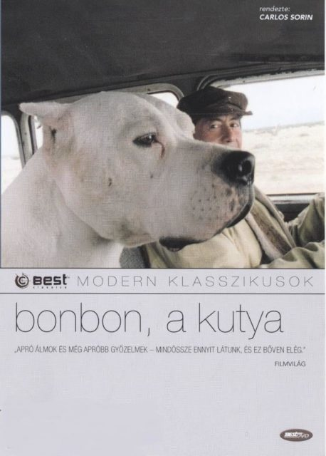 """Poster for the movie """"Bombón: The Dog"""""""