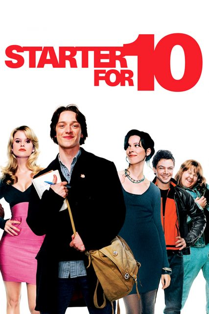 """Poster for the movie """"Starter for 10"""""""