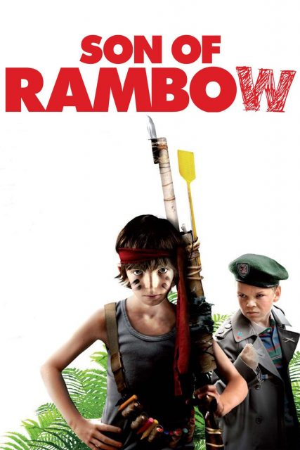 """Poster for the movie """"Son of Rambow"""""""