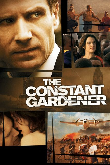 """Poster for the movie """"The Constant Gardener"""""""