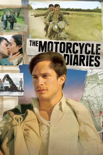 """Poster for the movie """"The Motorcycle Diaries"""""""