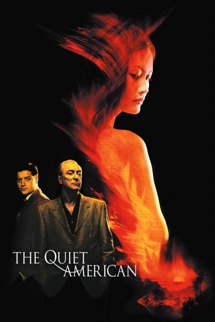 """Poster for the movie """"The Quiet American"""""""