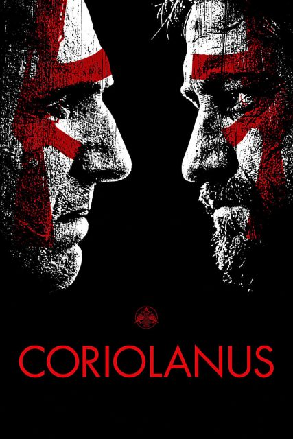 "Poster for the movie ""Coriolanus"""