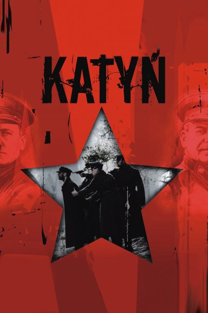 """Poster for the movie """"Katyn"""""""