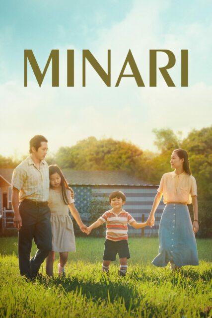 "Poster for the movie ""Minari"""