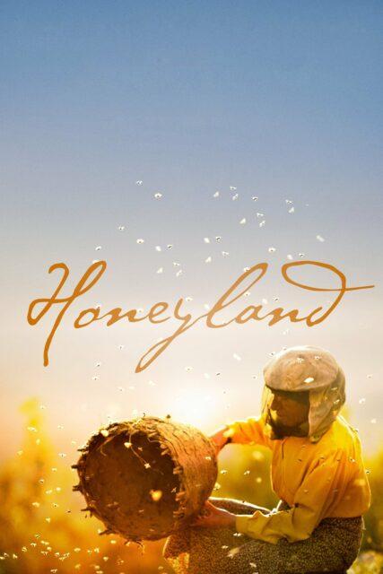 "Poster for the movie ""Honeyland"""